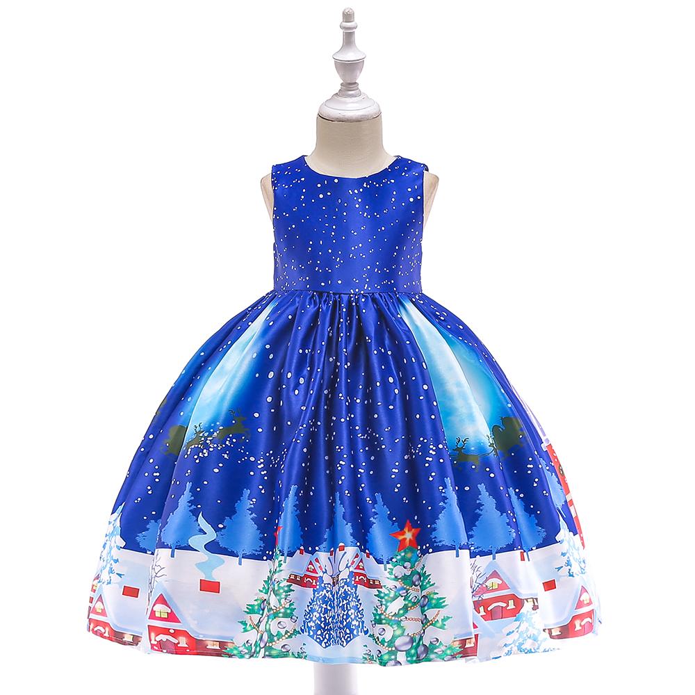 Baby Frock Design Kids Christmas Clothing Girl Dresses – Inayah Fashion