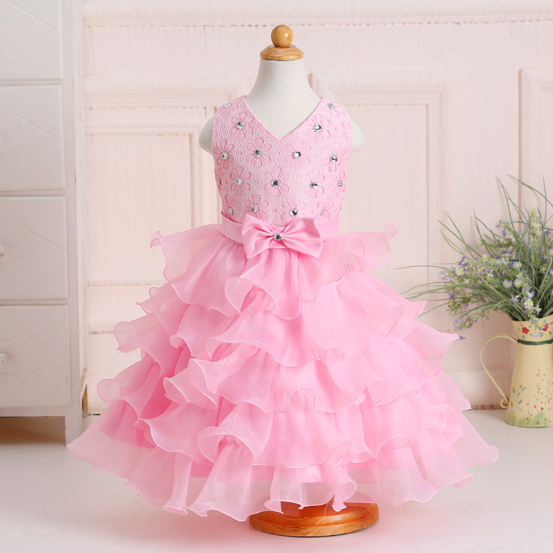 b958c51b3d8 Baby Frock Lace Kids Clothing Party Dress INF57 - Inayah Fashion