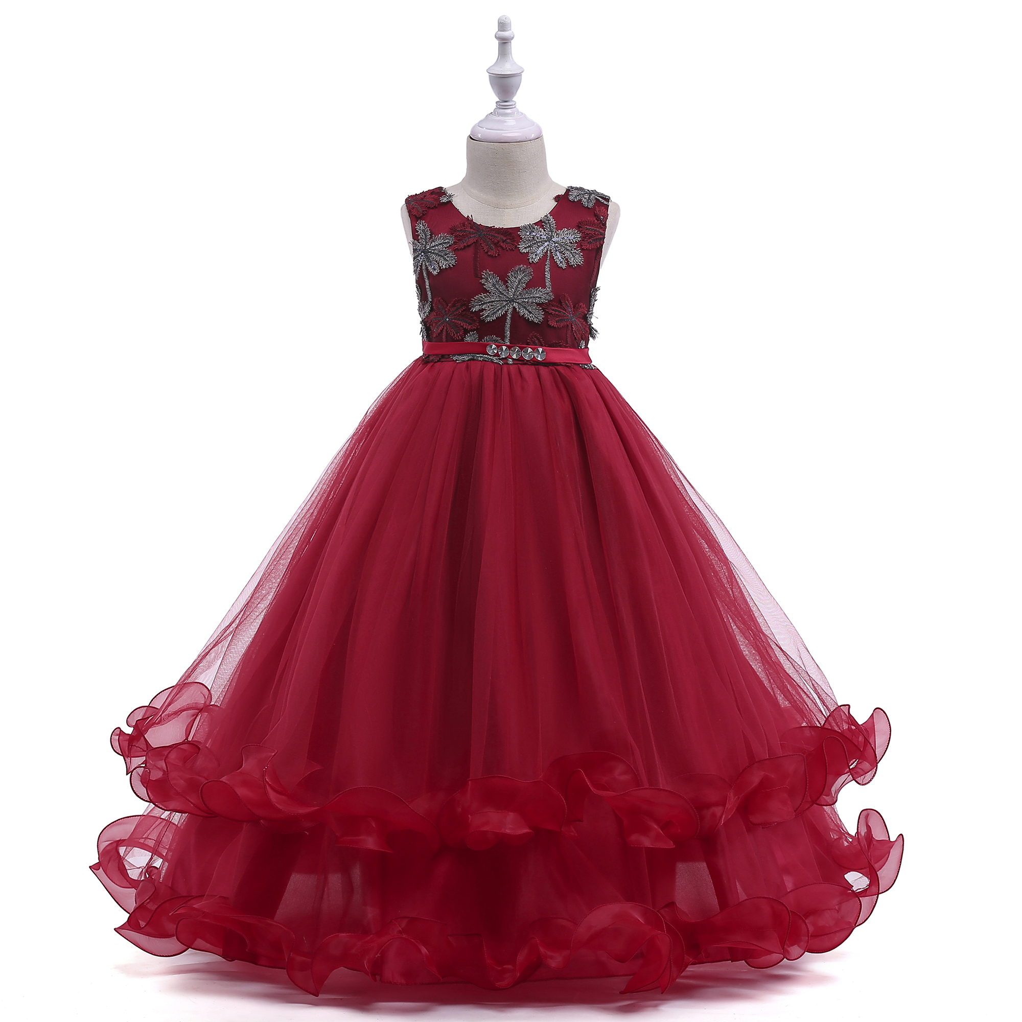 1f727576d01 Baby Girl Party Children Frocks Designs Flower Wedding Dress INF30 - Inayah  Fashion