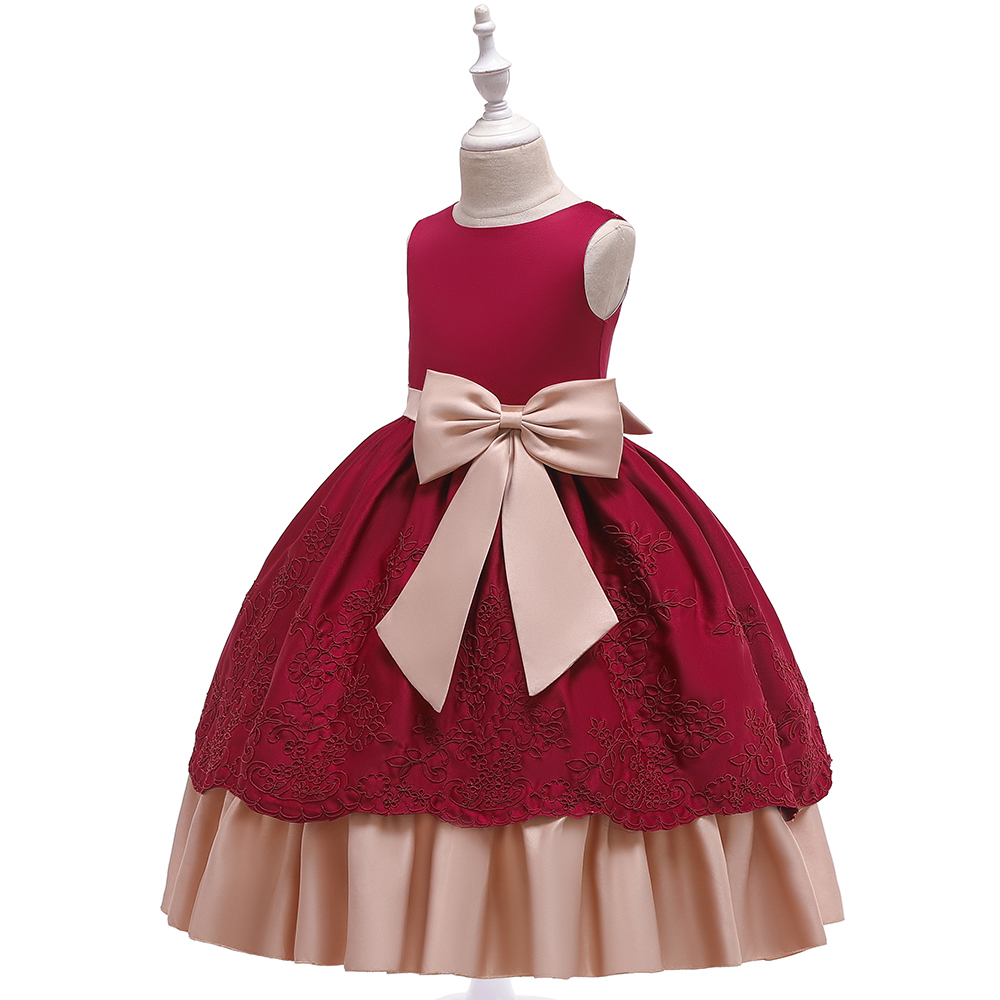 b04cd7e97e Party - Wear Fancy Baby Cake Floral Girls Dress INF156 - Inayah Fashion